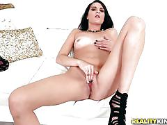 Lusty nina craves for dick