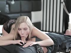Morning time fucking with blonde lena nitro