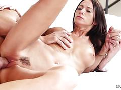 Dick craving evelyn neill yearns for her mans cock