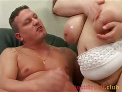 Huget tits bbw milf
