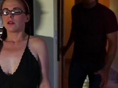 Penny pax gets tricked and assfucked on bskow