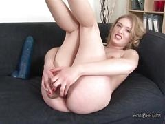 Bombshell carolina c misses bf and masturbates
