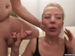 milf, anal, double penetration, gangbang, magmafilm, mom, mother, ass-fuck, ass-fucking, german, pussy-licking, lingerie, big-tits, masturbation, big-cock, female-orgasm, cumshot, cum-on-tits, bukkake