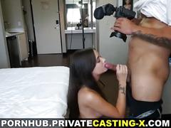 Private casting-x - power-fucking and cumshot