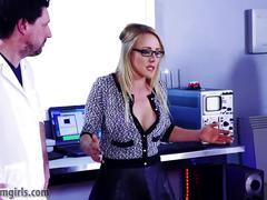 Scifidreamgirls fembot sex episode