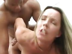 Milf and huge black cock