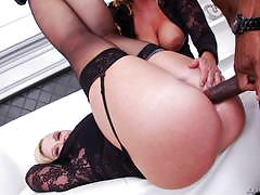 Bad anal fucking for dee siren and naughty alysha