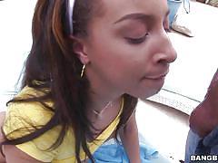 Ebony teen looking for fun
