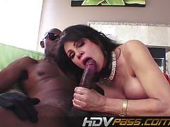 big dick, big tits, suck, milf, interracial, mature, sucking, big black cock, cum on tits