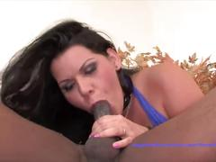 Big titted latina angelina castro banged by black stud prince!