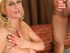 Busty milf loves anal