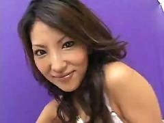 sexy, young, asian, gives, head, pov