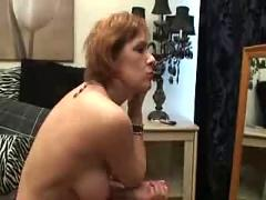 Mother in law gets laid with son