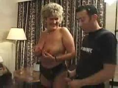 British milf fucked in every hole