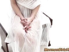 Mormon teen taboo guzzles