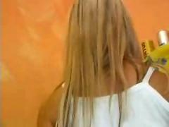 Stupid blond