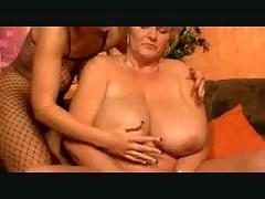 Mature woman with younger girl 2