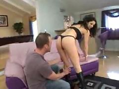 Mature video anal sex