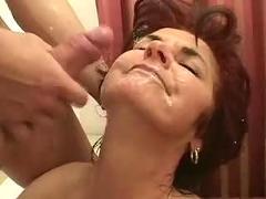 Jaroslava mature hairy fuck
