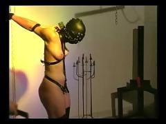 Slave cat torture bondage part-1