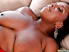 bitch, boobs, couch, big boobs, ebony, missionary, amateur