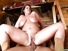 boobs, anal, couch, big boobs, cowgirl, amateur