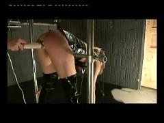 submissive, girls, extreme, restraints, free, video, bondage
