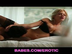 Riley steele and her lover have sensual sex
