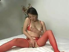 Japanese girls masturbation