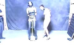 teen, extreme, pain, bound, needles, electric, torture, bdsm