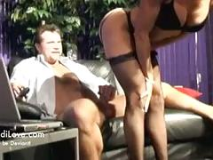 Brandi love in office whore and the voyeur