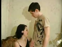 Mom  beauty and boy -11