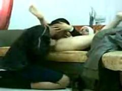 Hijab wife fucked nice