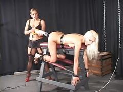Bondage bitch interviews - scene 4