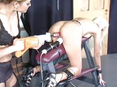 Bondage bitch interviews - scene 4