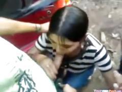 blowjob, public, indian, blow-job, homemade