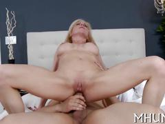Merciless fuck for a horny milf movie