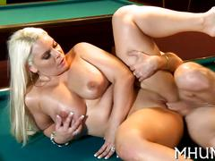 big boobs, hardcore, mature, milf, blonde, blowjob, fucking, high heels, mom, spooning, more