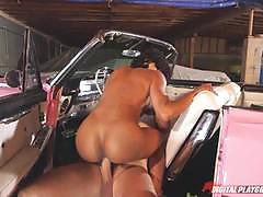 misty stone, keiran lee, blowjob, doggystyle, cumshot, facial, shaved, car, interracial, bent over, doggy, standing, shaved pussy, on top, cock suck, black woman, eating pussy, licking pussy, riding cock