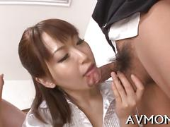 Horny  gets kinkly with dildo movie