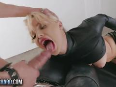 big dick, blonde, blowjob, small tits, twistyshard, skinny, small-boobs, cock-sucking, high-heels, natural-tits, big-cock, riding, reverse-cowgirl, shaved, pussy-licking