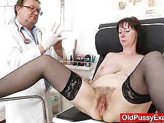 Amateur babes gyno exam