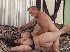 Horny bbw loves to fuck