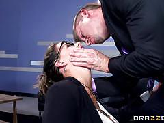 Therapist peta jensen fucks her sex craved patient