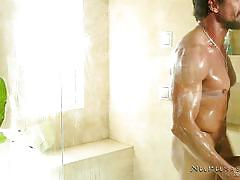 Naked ariana marie plays dirty in shower
