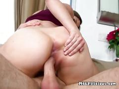 Her wet cunt is like an over so hot