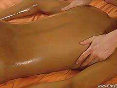 brunette, asian, babe, indian, oil, massage
