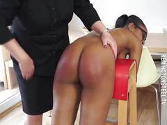 Lola spanked hard