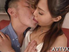 Delightful asian blowjob japanese sex 1