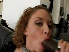 Sativa screams while taking bbc
